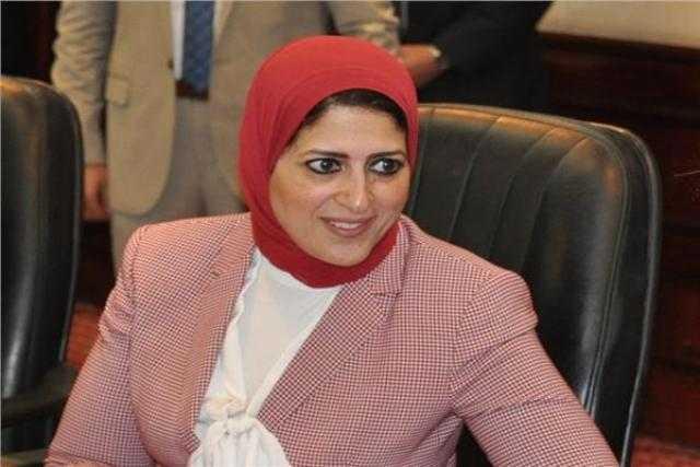 وزيرة الصحة توجه بتوفير الدعم اللازم للمصابين وأسر المتوفين بحادث المنيا