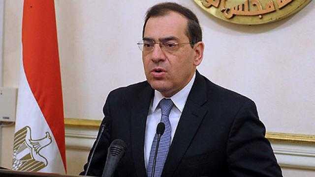 """وزير البترول : """"مصر يكفيها غازها.. والغاز الإسرائيلي للتصدير"""""""