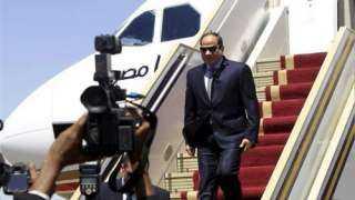 شاهد.. لحظة وصول الرئيس السيسي إلى مقر إقامته في ألمانيا