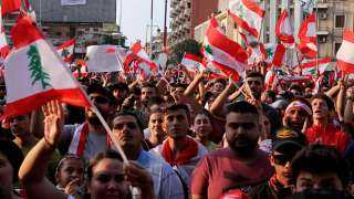 انتشار مكثف للجيش اللبناني وسط بيروت (فيديو)