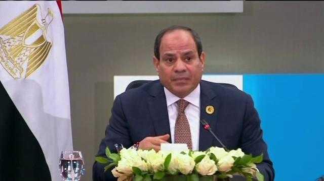 الرئيس السيسي يفتتح مصانع جديدة بالإنتاج الحربي