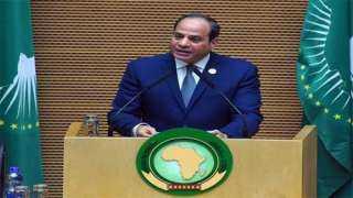 السيسي : نتطلع لفتح آفاق جديدة في العلاقات البريطانية الإفريقية (فيديو)