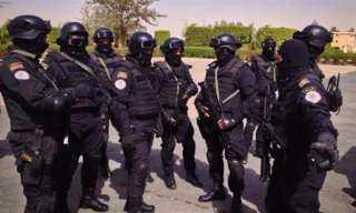 شاهد| رجال الأمن المركزي.. عقيدة فولاذية لحماية أمن مصر