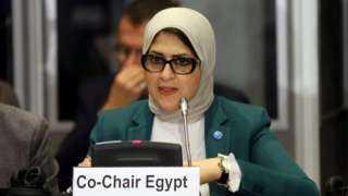 هالة زايد: نستهدف الحفاظ على مصر خالية من شلل الأطفال (فيديو)