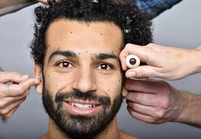 محمد صلاح يستعد لتصنيع تمثاله في متحف مدام توسو (فيديو وصور)