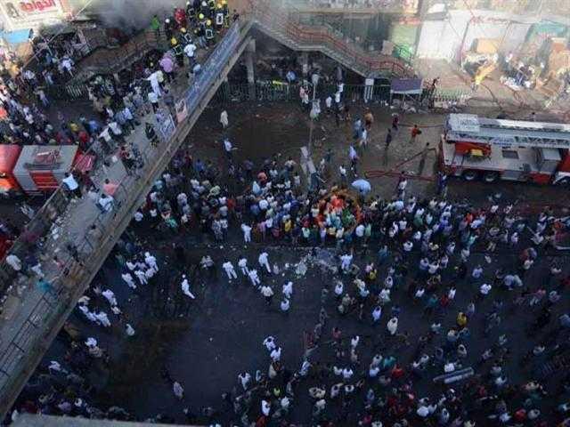 26 إبريل.. الحكم على المتهمين في أحداث عنف الموسكي