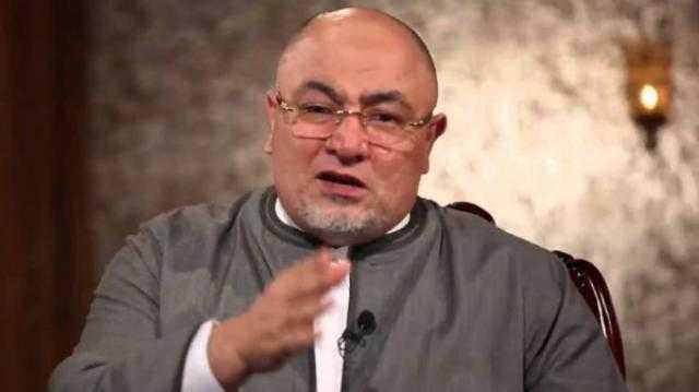 خالد الجندي: التراث ليس مقدسا