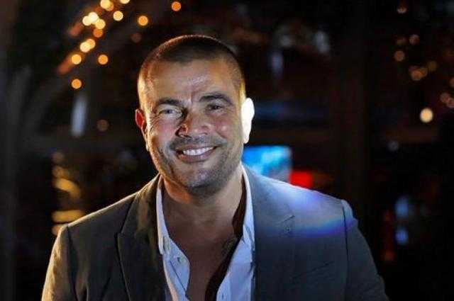كواليس حفل الهضبة عمرو دياب في عيد الحب