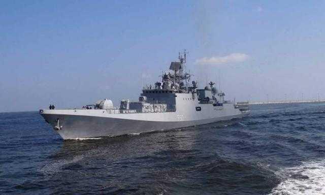 """استمرار فعاليات التدريب البحرى المصري السعودي """"مرجان 16"""""""