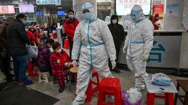 كورونا يتوغل .. 15 ألف إصابة في 24 ساعة بالصين وحدها