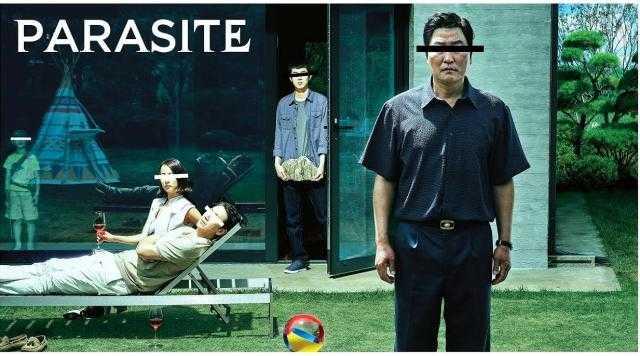 """""""parasite"""" الكوري الجنوبي يصنع التاريخ في حفل جوائز الأوسكار"""