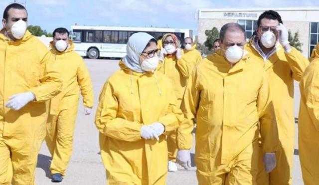 كيف تعاملت الصحة مع أول إصابة بفيروس كورونا في مصر ؟