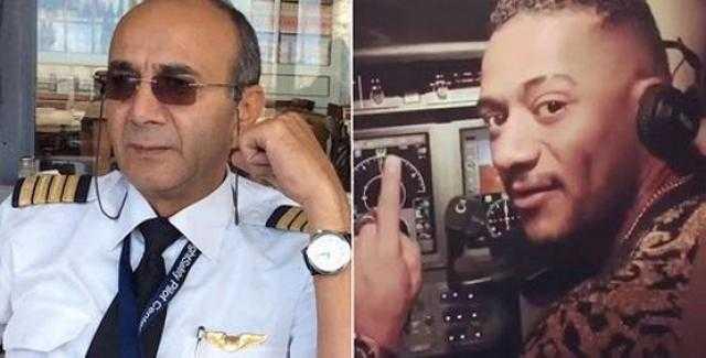 اليوم.. نظر دعوى مطالبة محمد رمضان بتعويض الطيار الموقوف بـ25 مليونا