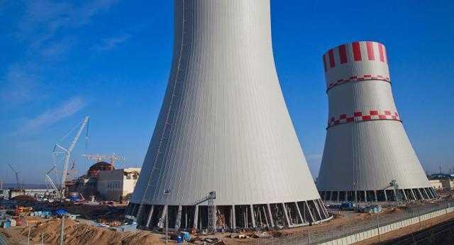 """""""المحطات النووية"""": وضع حجر أساس مفاعل الضبعة في هذا الموعد"""