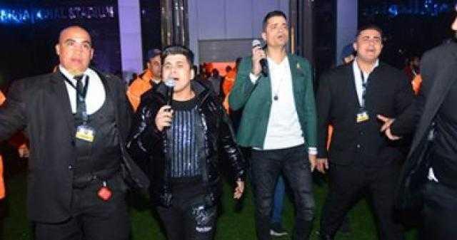 بلاغ ضد هاني شاكر ورئيس ستاد القاهرة بسبب أغنية بنت الجيران