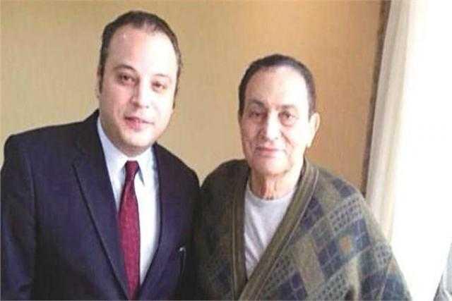 """تامر عبد المنعم عن مبارك: مصر فقدت """"ابن بار"""""""