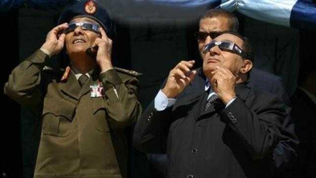 كواليس مكالمة مبارك الأخيرة مع المشير طنطاوي
