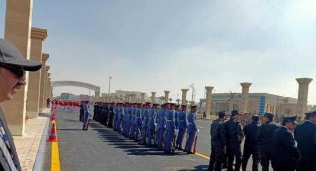 بث مباشر .. مراسم الجنازة العسكرية لتشييع جثمان مبارك