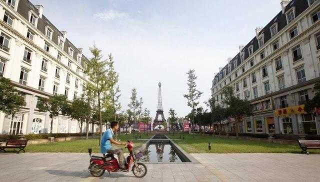 تياندوتشينج .. مدينة فرنسية على أرضٍ صينية (فيديو وصور)