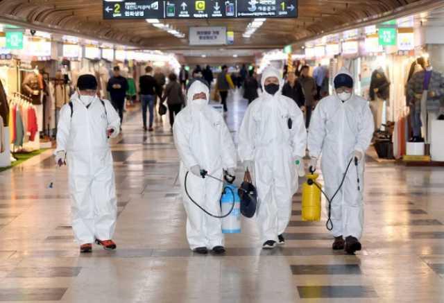 دراسة كارثية : إصابة 40% من سكان العالم بفيروس كورونا بحلول 2021