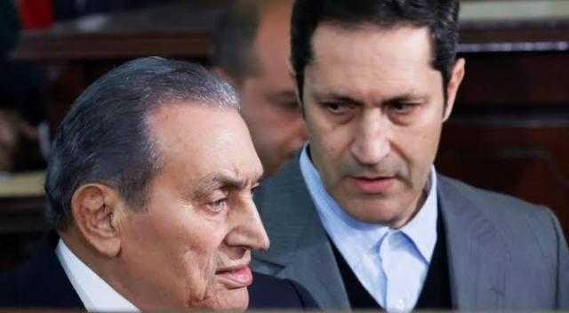علاء مبارك: نستقبل العزاء غدا في مسجد المشير (صورة)