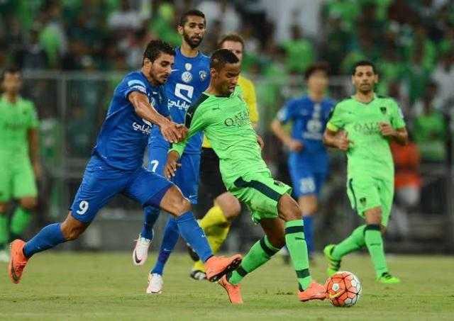 تأجيل مباراتي الأهلي والهلال في دوري أبطال آسيا