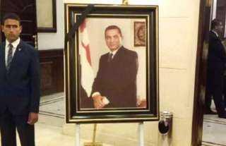 شفيق ونظيف وأبو الغيط والخطيب في عزاء مبارك بمسجد المشير (فيديو وصور)