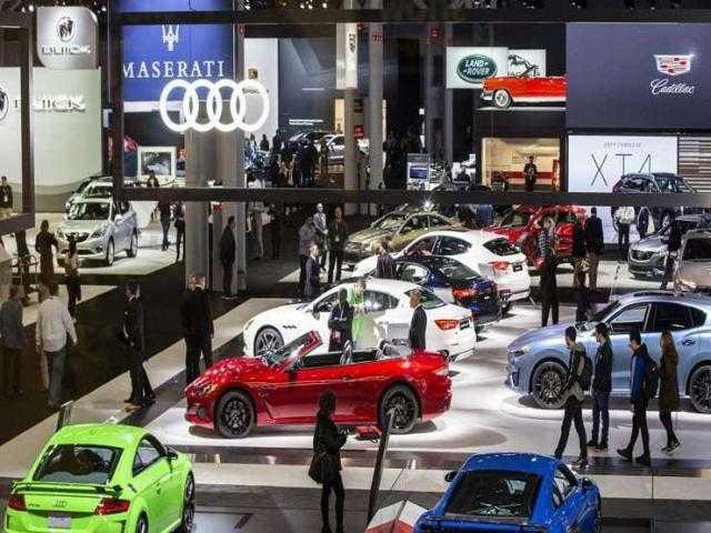 تأجيل معرض نيويورك الدولي للسيارات 2020