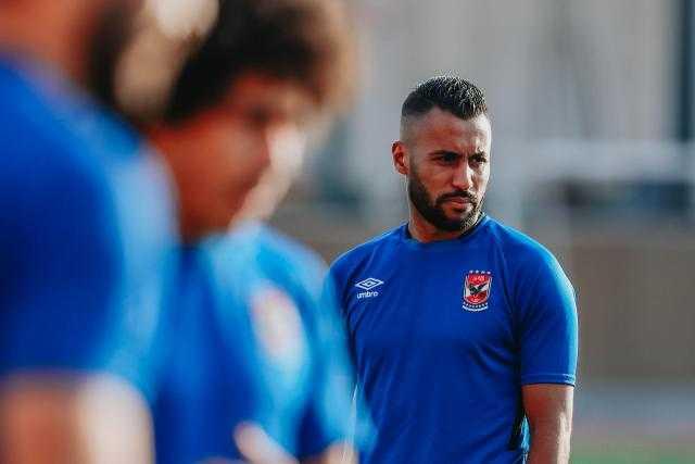 هل ينتقل حسام عاشور إلى الدوري السعودي؟