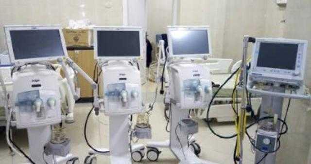 لمواجهة كورونا.. بنك القاهرة يتبرع بأجهزة تنفس صناعي لغرف العزل