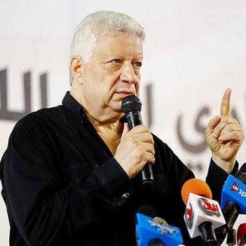 مرتضي منصور يكشف أسباب عدم ظهور برنامجه على قناة الزمالك