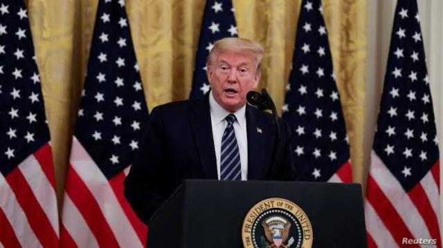 ترامب يعلن إنهاء العلاقات مع منظمة الصحة العالمية