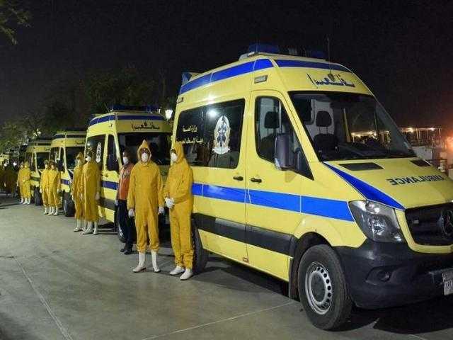 كواليس إصابة 33 حالة ووفاة شخص بين المسعفين بسبب كورونا