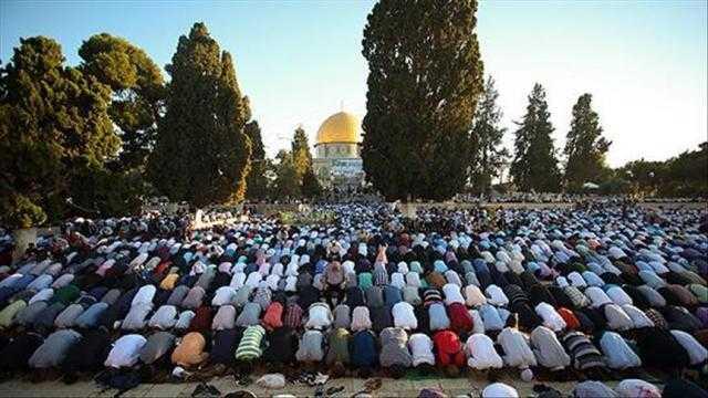 الأحد.. فتح المسجد الأقصي أمام المصلين