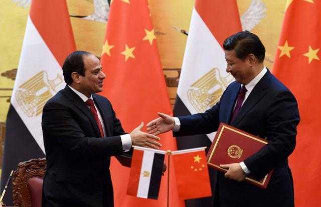 الخارجية الصينية: قفزة كبيرة في العلاقات مع مصر.. ونثق في مستقبل مشرق بين البلدين