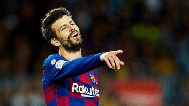 بيكيه لـ جماهير برشلونة: سنقاتل حتى النهاية
