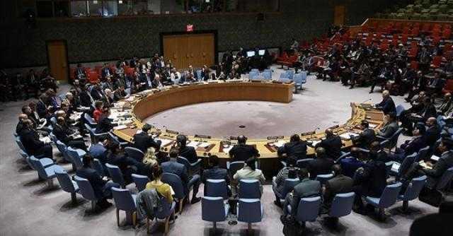 سد النهضة.. تفاصيل بدء جلسة مفتوحة بمجلس الأمن الدولي