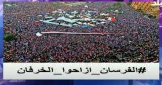 """أحمد موسى يطلق هاشتاج """"الفرسان أزاحوا الخرفان"""""""