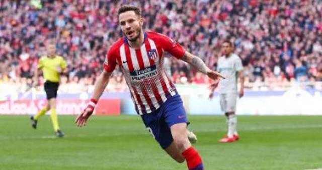 شاهد هدف تعادل أتلتيكو مدريد ضد برشلونة
