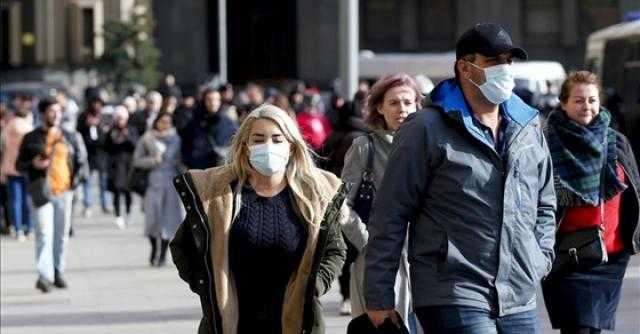 روسيا: تسجيل 6556 إصابة بفيروس كورونا