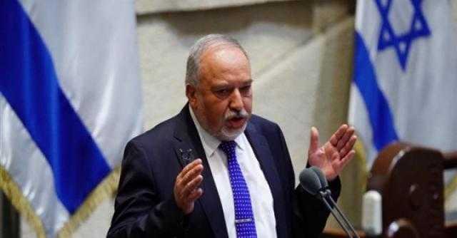 ليبرمان يهاجم نتنياهو رئيس حكومة إسرائيل: مخادع