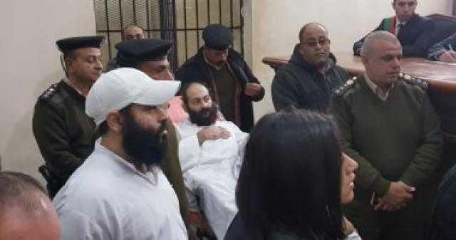 الإعدام لـ متهم والمؤبد لآخر في قتل أسقف دير أبو مقار