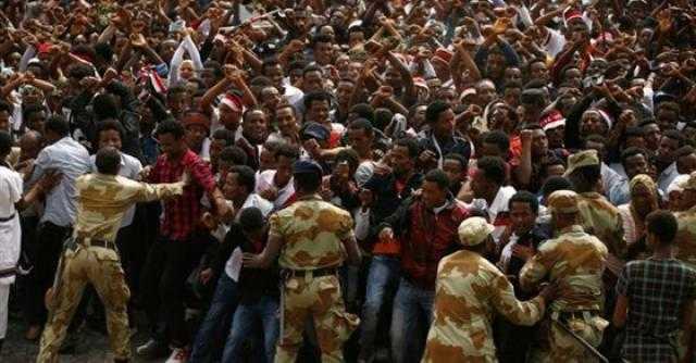 تصاعد الاحتجاجات.. الجيش الإثيوبي ينتشر في أديس أبابا