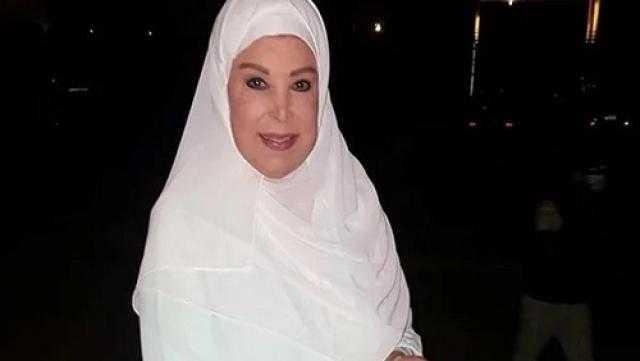 آخر كلمات الفنانة رجاء الجداوي على لسان ابنتها أميرة
