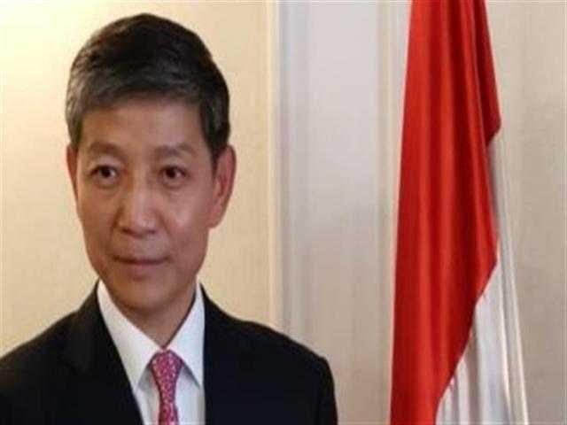 سفير الصين ينعى الفريق محمد العصار