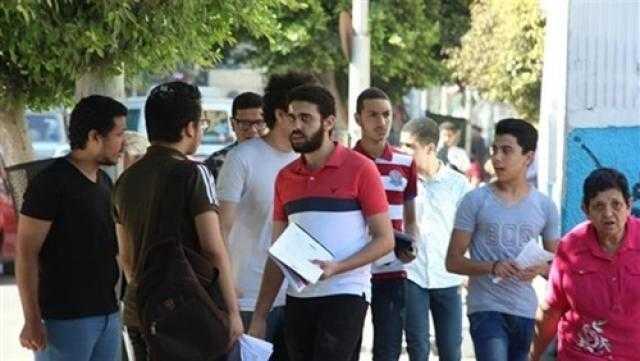 ضبط طالب في الإسماعيلية سرب امتحانات الثانوية العامة