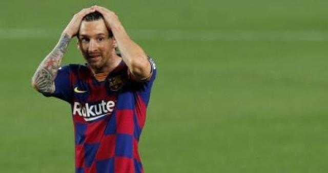 ميسى على رأس قائمة برشلونة لمواجهة إسبانيول
