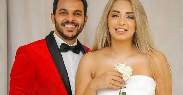 مي حلمي توجه رسالة حب إلى محمد رشاد
