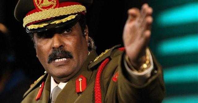 المسماري: إذا استمر الوضع الليبي الحالي ستنتقل السيادة إلى أنقرة