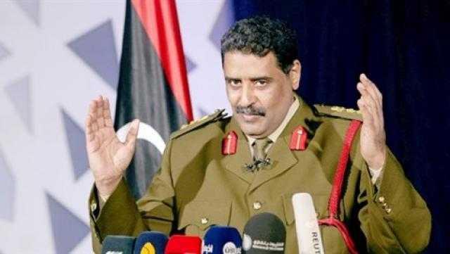 حقيقة زرع الجيش الليبي ألغام في حقل الشرارة النفطي